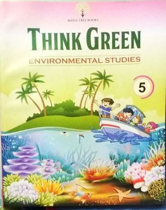 Picture of Think Green Enviromental studies 5 - EVS