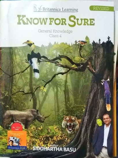 Picture of Know for Sure 4 General Knowledge