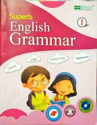 Picture of Superb English Grammer 1 English Text book