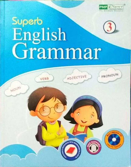 Picture of Superb English Grammer 3 English Text book