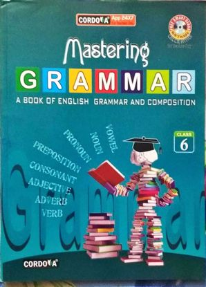 Picture of Mastering Grammer 6