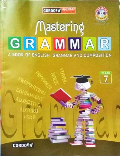 Picture of Mastering Grammer 7