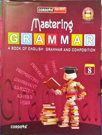 Picture of Mastering Grammer 8