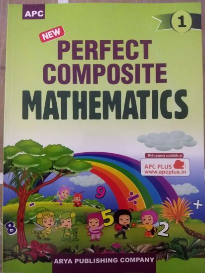 Picture of New Perfect Composite 1 Maths Text Book