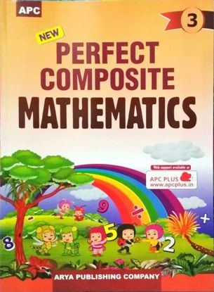 Picture of New Perfect Composite 3 Maths Text Book