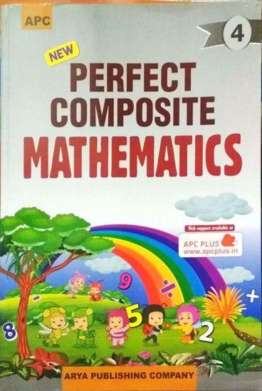 Picture of New Perfect Composite 4 Maths Text Book