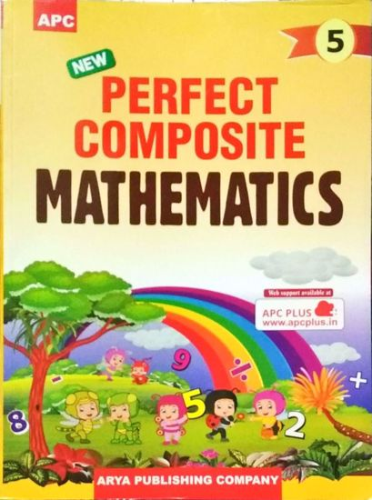 Picture of New Perfect Composite 5 Maths Text Book
