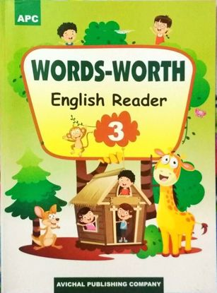 Picture of Word Worth English Reader 3 English Text book