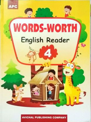 Picture of Word Worth English Reader 4 English Text book