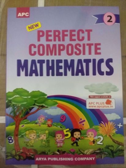 Picture of New Perfect Composite 2 Maths Text Book
