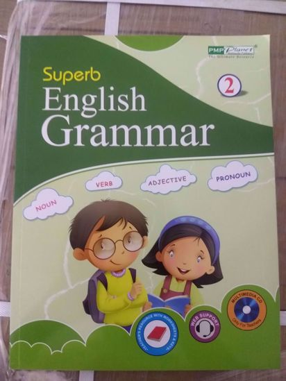 Picture of Superb English Grammer 2 English Text book