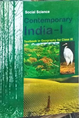 Picture of Geog. Contemporary India -I