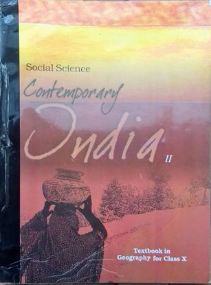 Picture of Geog. Contemporary India -II