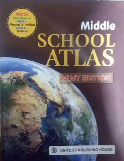 Picture of Middle School Atlas