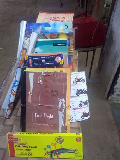 Picture of Army School Complete book set Class -10