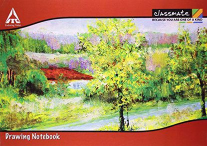 Picture of Classmate  Drawing book - 27.5*34.7 cm (40 pages)